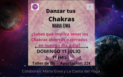 Taller: Danzar con tus Chakras