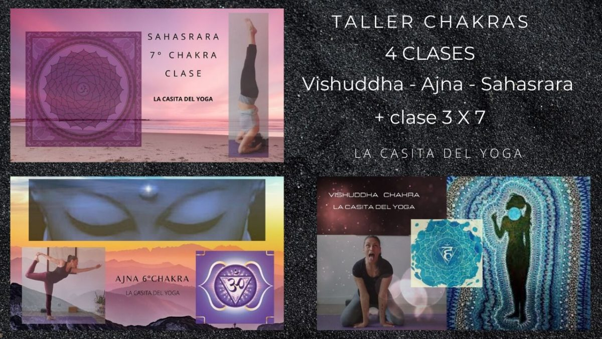 TALLER DE CHAKRAS-CLASE 3 X 7 negrita
