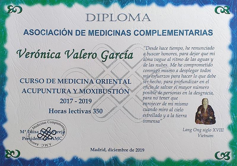 diploma medicina china