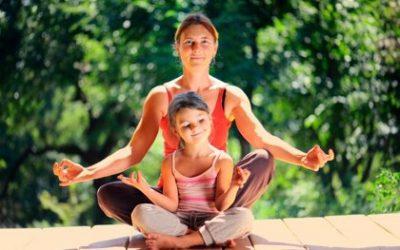 Mañanas de Yoga con niños en La Casita